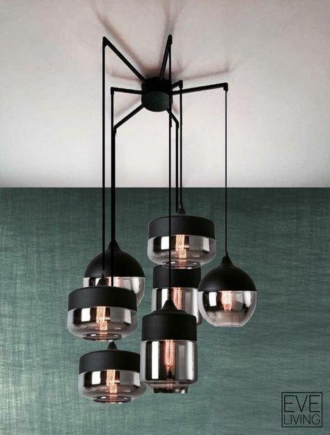 Hanglamp Tentacle van By Eve