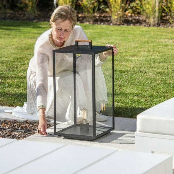 Jouw terras verlichten: 5 unieke ideeën